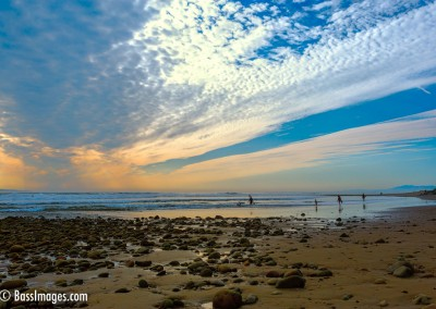Ventura Beach sunset 2015-1