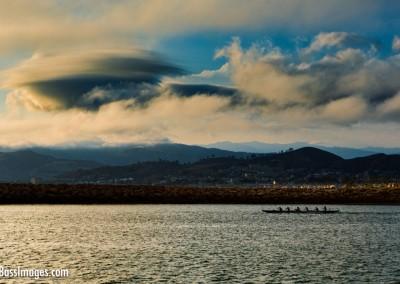Ventura clouds outrigger