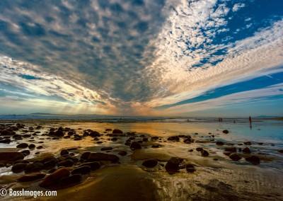 Ventura Beach sunset 2015-2