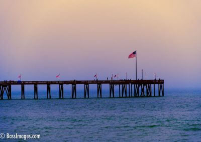 Ventura Pier peachy light-1