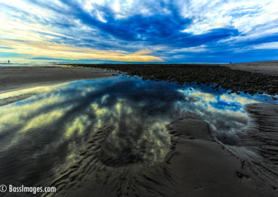 Sunset Ventura River mouth-4-2