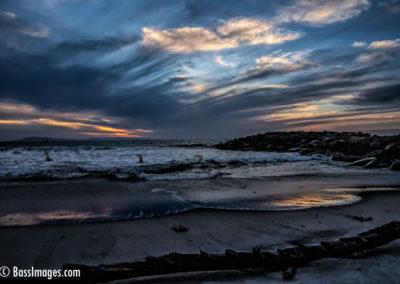 Moody sunset Ventura Harbor-1