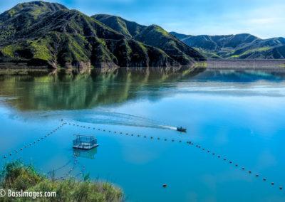 Lake Piru & Environs