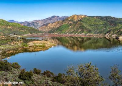 Lake Piru and environs-3