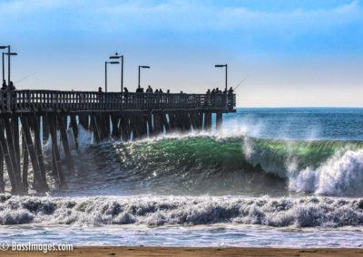 Big Wave Hueneme Pier-1