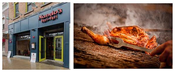 Nando's PERi-PERi   Food News Today