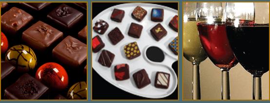 The Chicago Artisan Chocolate Festival Artisanal Foods & Charity Wine Tasting