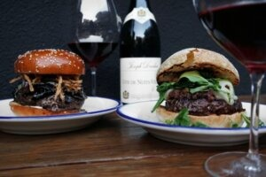 Popular Los Angeles Restaurant Announces Weekly Burger and Wine Pairing Events