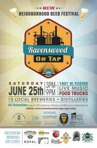 Ravenswood on Tap Beer Festival in Chicago