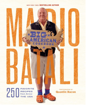 """Feast on Recipes From Mario Batali's Brand New """"Big American Cookbook"""""""