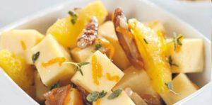 Orange Marinated Jarlsberg® Cheese Recipe