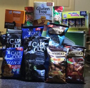 New Products & Innovation at One of America's Favorite Snack Brands: Snyder's Lance