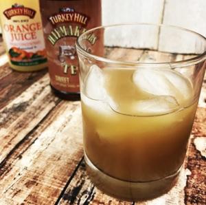 Make A Fun Boozy Cocktail For Summer Using Turkey Hill Iced Tea