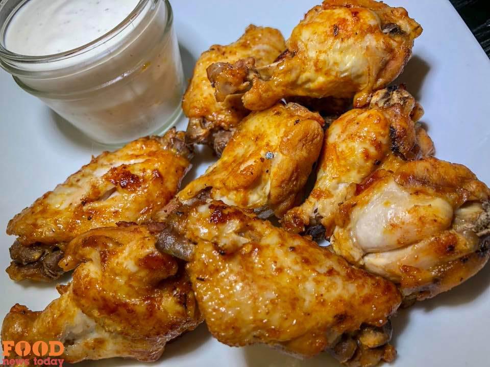 Matt Hensler's Chicken Wings