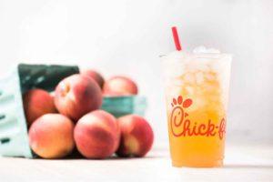 "Chick-fil-A Kicks off ""Summer of Peach"" with Seasonal Beverage & Shake"