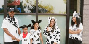 Chick-fil-A Is Giving Free Entrees to Cow-Dressed Customers On Cow Appreciation Day, July 10