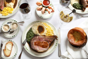 Silver Oak Dinner for Two at Lawry's