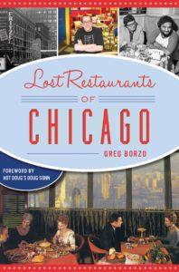Lost Restaurants of Chicago Book Launch
