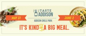 Taste Addison 2019