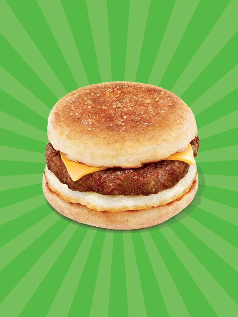 Beyond Burger + Beyond Sausage