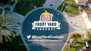 Kraft Heinz Promotes Front-Yard Cookouts