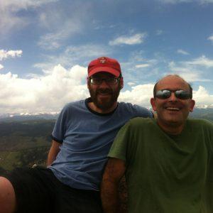 Abraham Palmer & Justin Rhodes - Colorado 2012