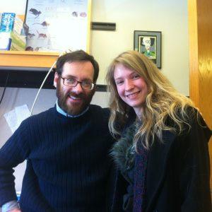 Abraham & Kaitlin Samocha