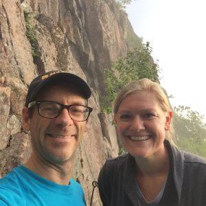 Abe & Lauren Few - August 2015
