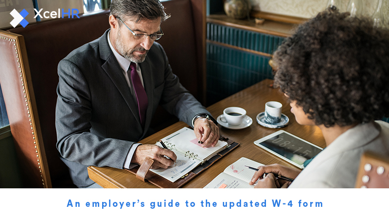 An employer's guide to the updated W-4 form