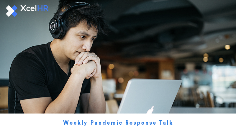 Weekly Pandemic Response Talk