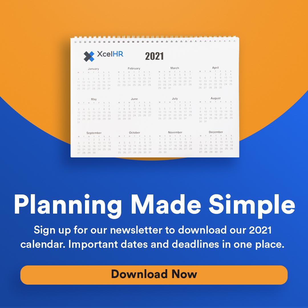 download 2021 hr calendar