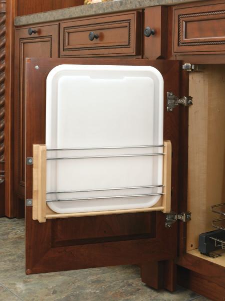 Door Mount Polymer Cutting Board