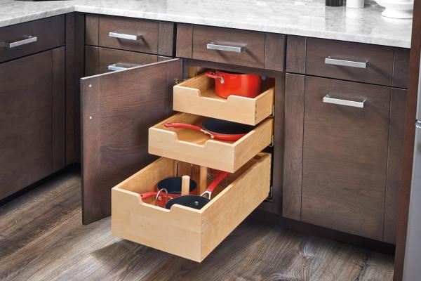 Wood Pilaster System Kit