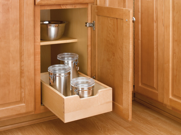 Wood Pullout Drawer