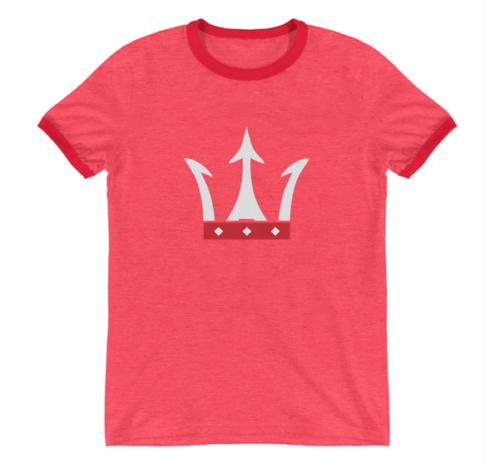 Mastuhree trident logo red