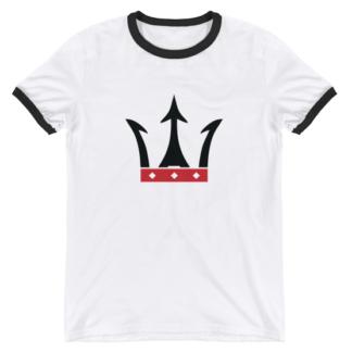 Mastuhree - trident logo white