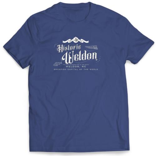 Historic Weldon - Rockfish Capital of The World