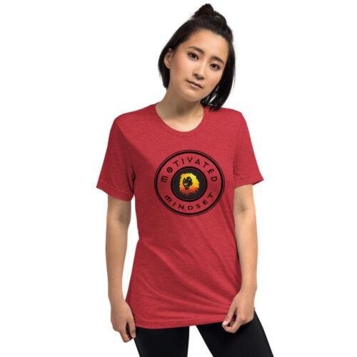 Motivated Mindset Short sleeve t-shirt