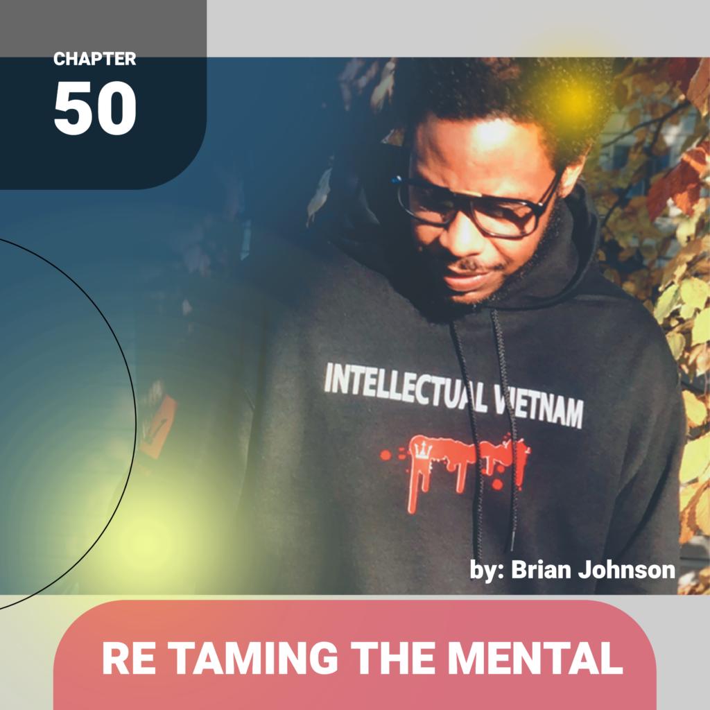 mental health, re taming your mental