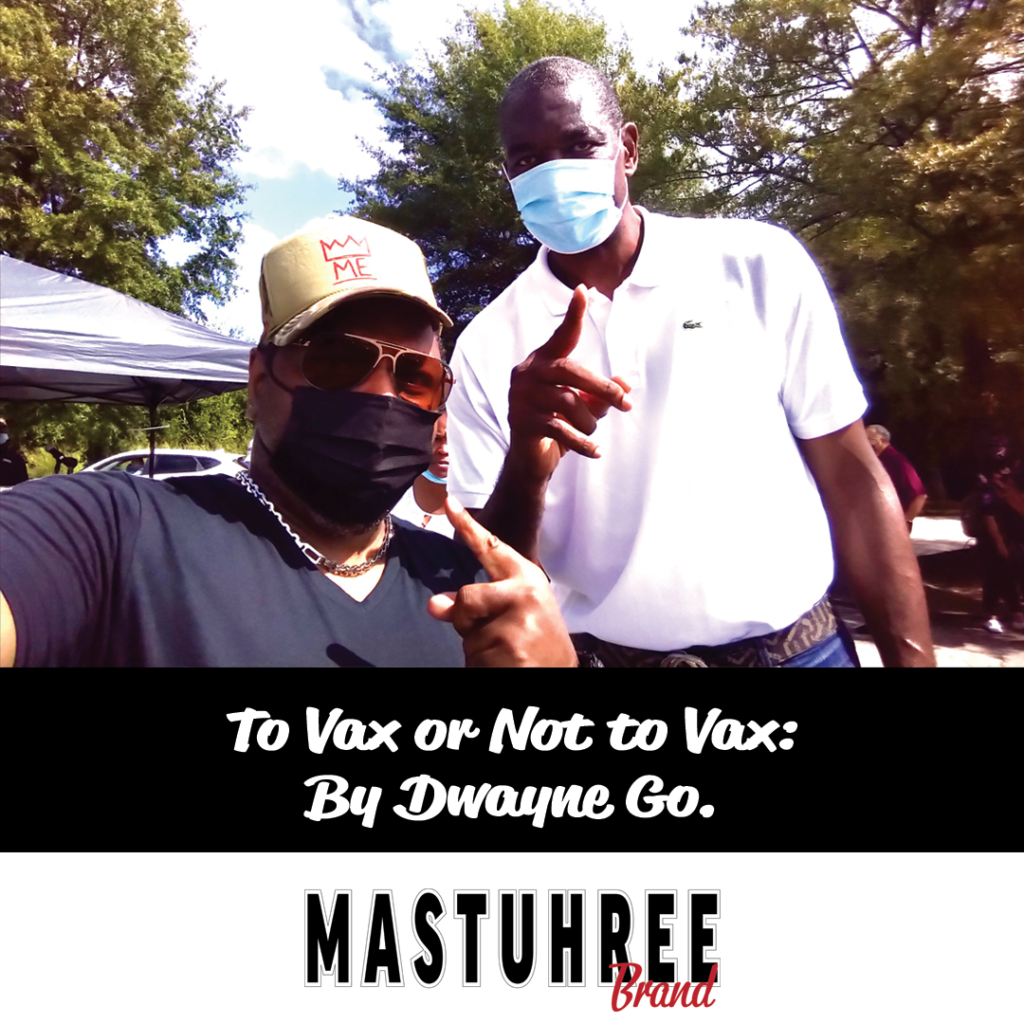 Covid 19 Vaccine -Dikembe Mutombo