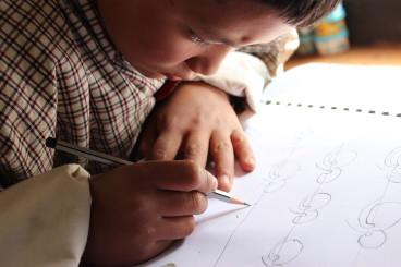 Choki Traditional Art School