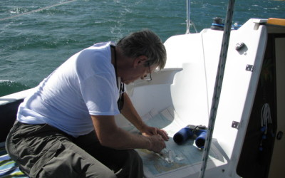 Mike H Knocks it out of the Park with the highest score to date on 103 Coastal Cruising
