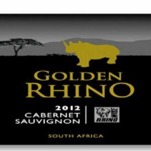 Golden Rhino