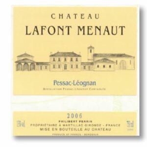 Château Lafont Menaut