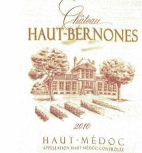 A Château Haut Bernones logo