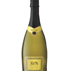 A Syn Cuvee Blanc NV bottle
