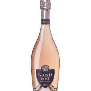A Giusti Sparkling Rosé Brut NV