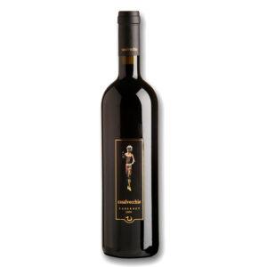 A Casalvecchio IGT 2004 or 2005 bottle