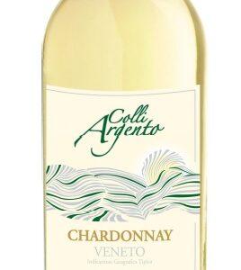 A Coli Argento Chardonnay 2016 bottle