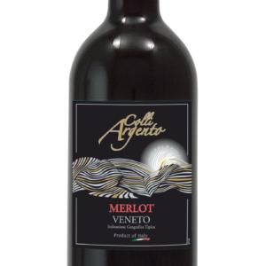 A Colli Argento Merlot 2017 bottle